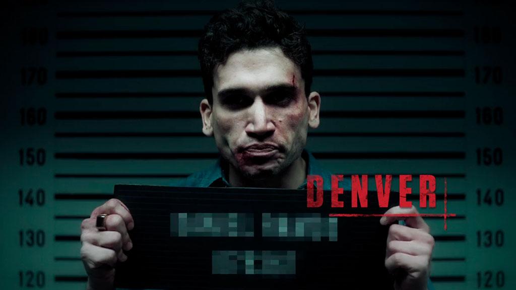 Denver La Casa de Papel Netflix
