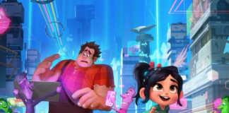 Detona Ralph 2 Disney