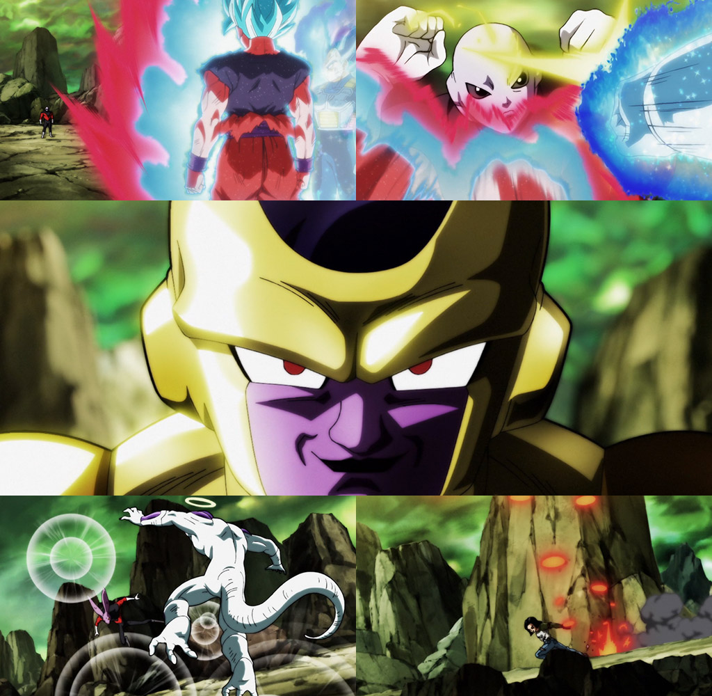 Dragon Ball Super episódio 124