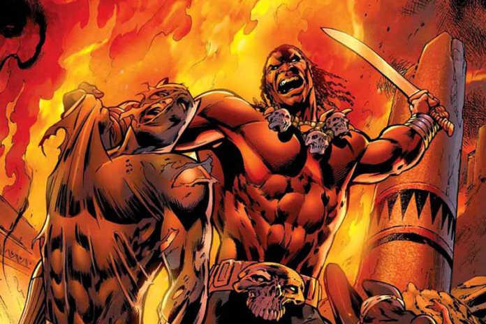 Erik Killmonger vs Pantera Negra