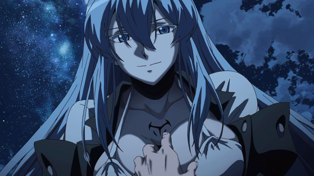 Esdeath Akame Ga Kill