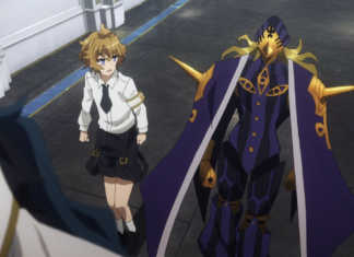 Fate/Apocrypha anime ep. 1