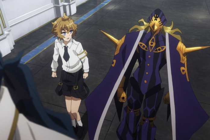 Fate/Apocrypha anime ep. 1
