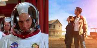 Filmes espaciais