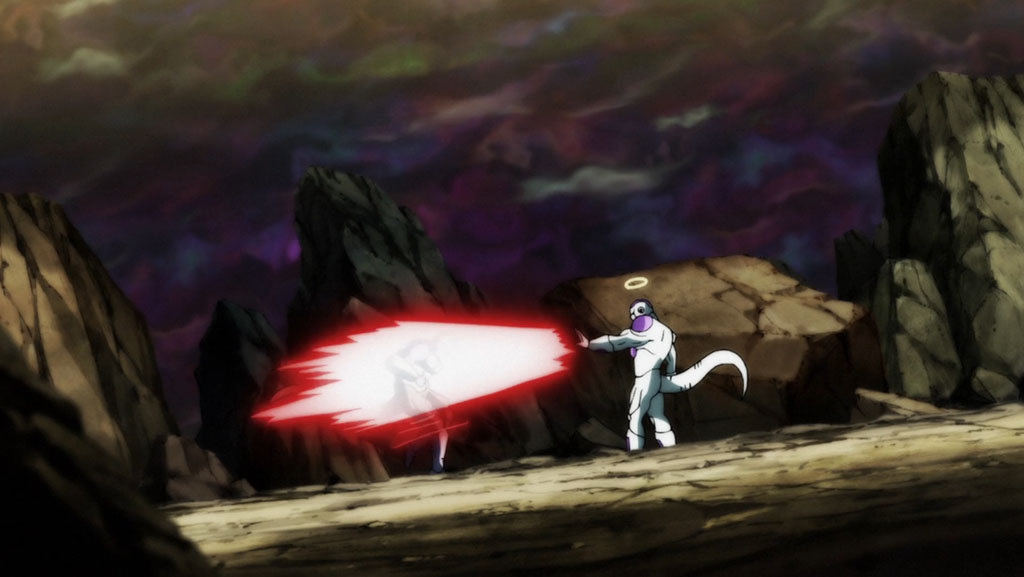 Frieza vs Frost Dragon Ball Super episódio 108