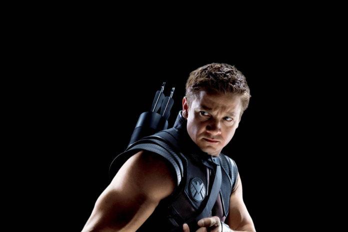 Jeremy Renner - Gavião Arqueiro Vingadores