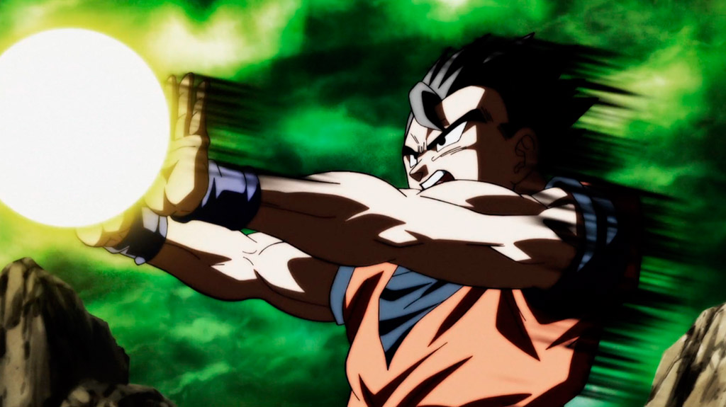 Gohan episódio 124 Dragon Ball Super