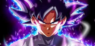 Goku Black Instinto Superior