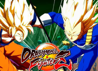 Goku e Vegeta Dragon Ball FighterZ