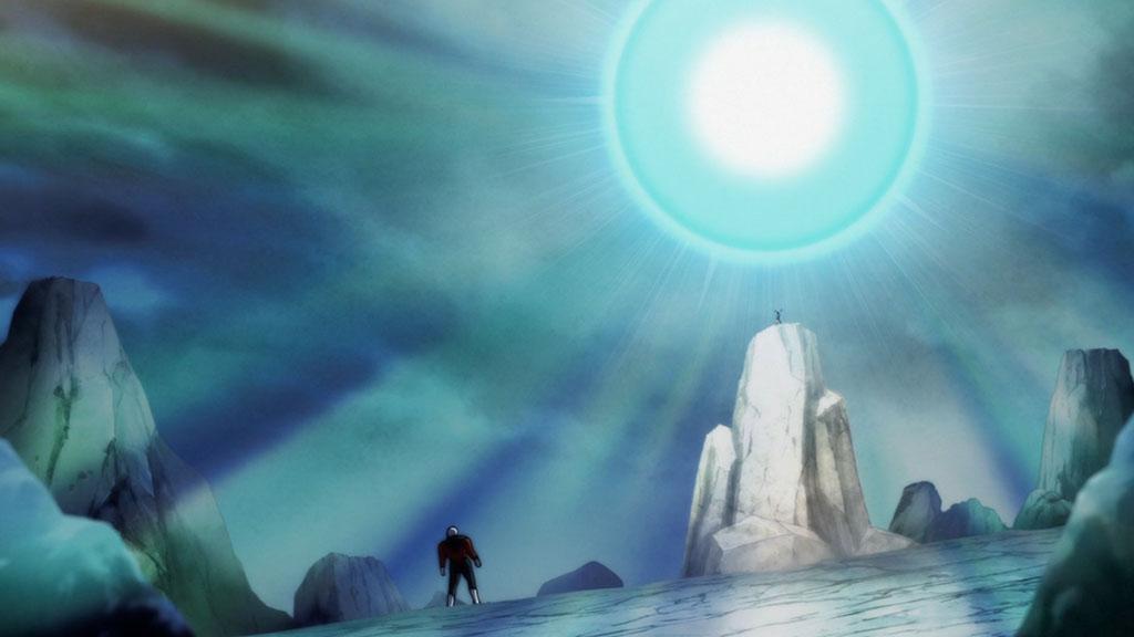 Goku Genki Dama Dragon Ball Super episódio 109