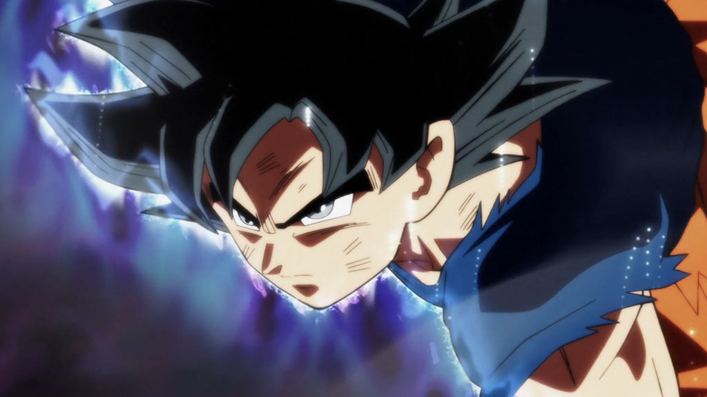 Goku Migatte no Goku'i Dragon Ball Super episódio 110