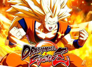 Goku super saiyajin 3 Dragon Ball FighterZ