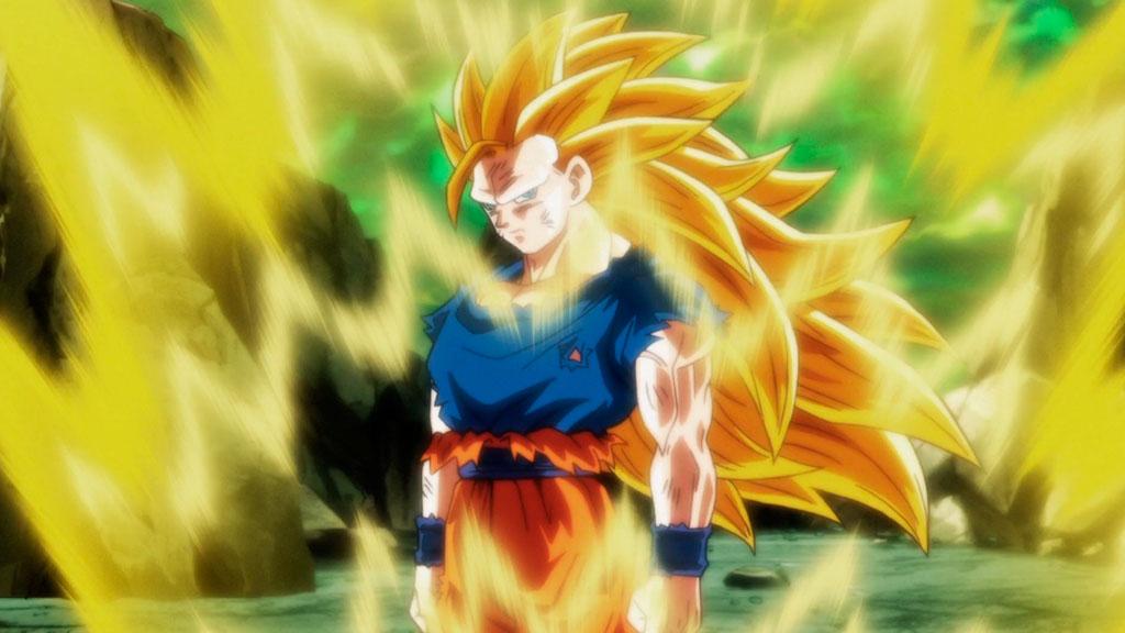 Goku Super Saiyajin 3 Torneio do Poder ep. 113