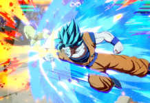 Goku Super Saiyajin Blue vs Golden Frieza Dragon Ball FighterZ