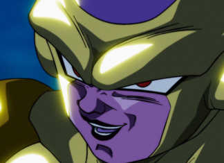 Golden Frieza episódio 95 Dragon Ball Super