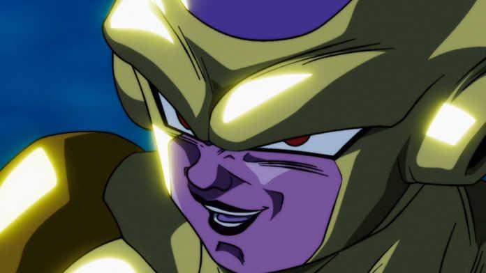 Golden Frieza episódio 95 Dragon Ball Super