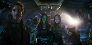 Guardiões da Galáxia em Vingadores: Guerra Infinita