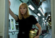 Gwyneth Paltrow - Pepper Potts em Homem de Ferro