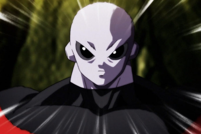 Jiren episódio 122 Torneio do Poder Dragon Ball Super
