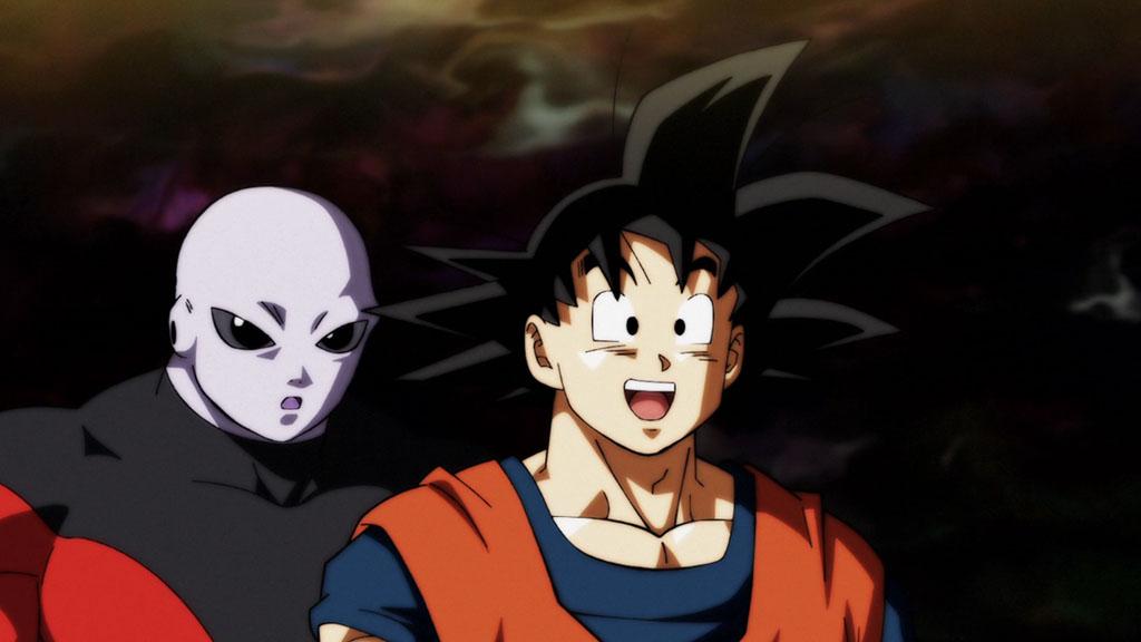 Jiren Universo 11 Destruição Dragon Ball Super episódio 96