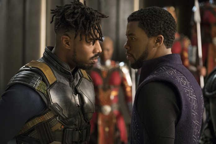 Killmonger vs T'Challa