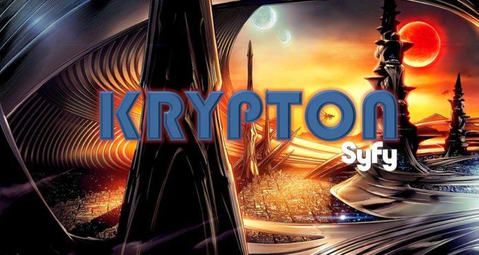 Série Krypton canal Syfy