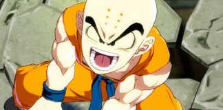 Kuririn Dragon Ball FighterZ