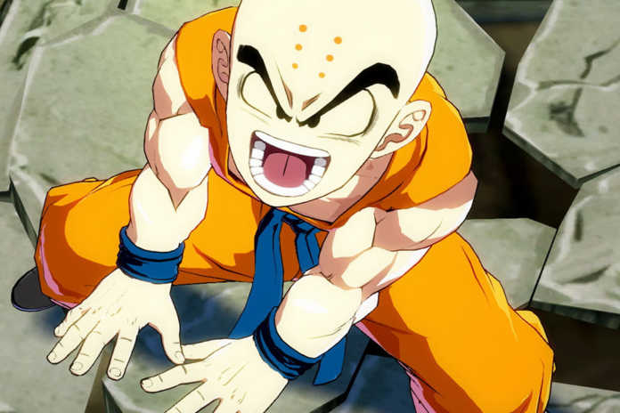 Kuririn Dragon Ball FighterZ