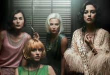 Las Chicas del Cable Netflix