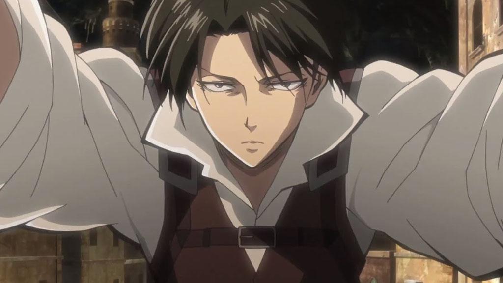 Levi Shingeki no Kyojin