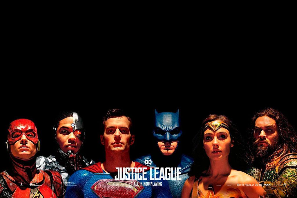0e46821a3 Liga da Justiça se torna o maior filme da Warner no Brasil ...