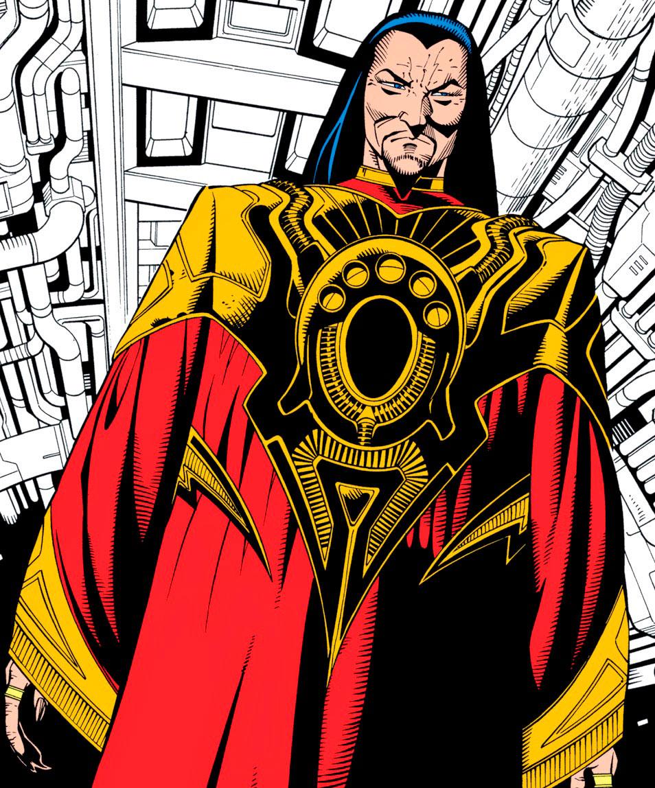 Mandarim Marvel Comics