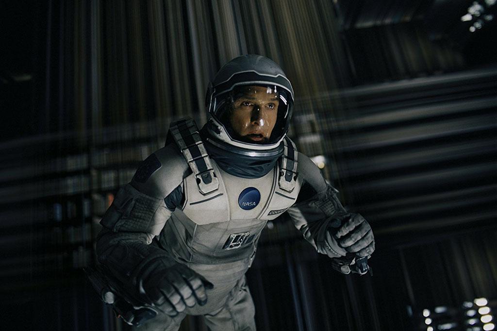 Matthew McConaughey Interestelar 2014