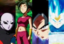 Melhores Momentos Torneio do Poder Dragon Ball Super