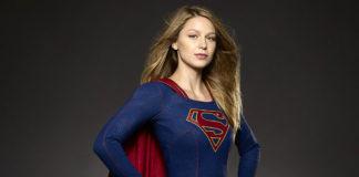 Melissa Benoist Supergirl 2015