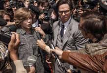Michelle Williams e Mark Wahlberg Todo o Dinheiro do Mundo