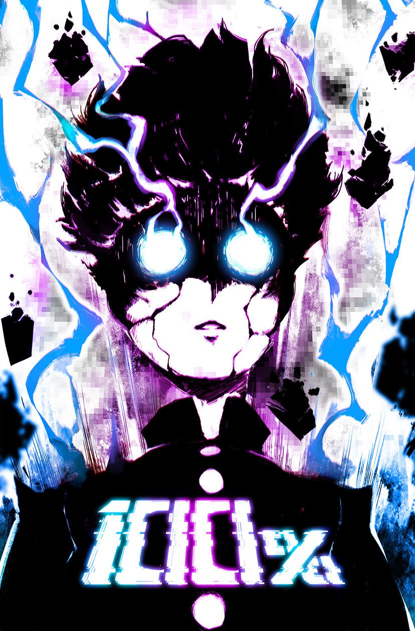 Poster Mob Psycho 100