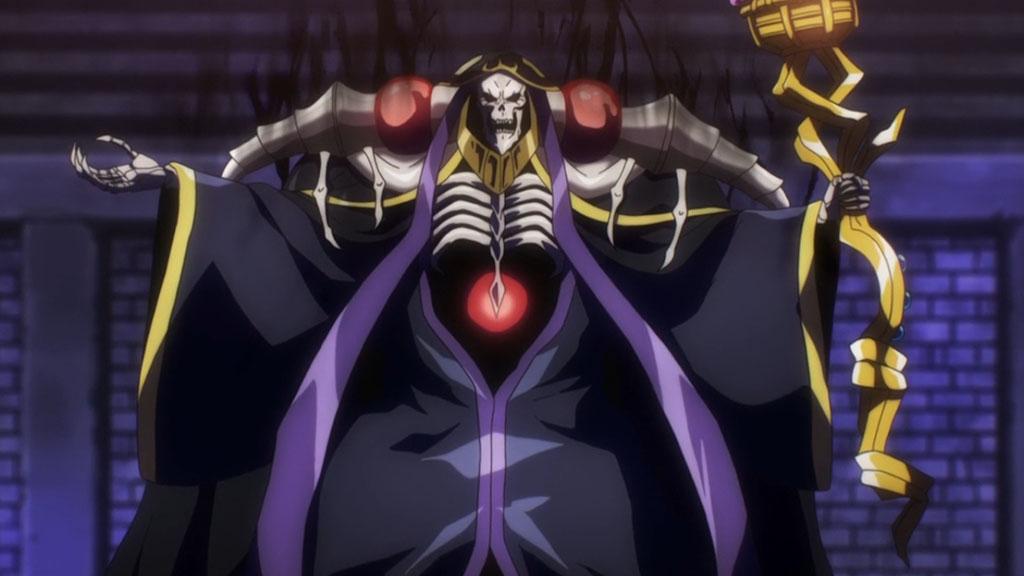 Ainz Ooal Gown - Momonga Overlord