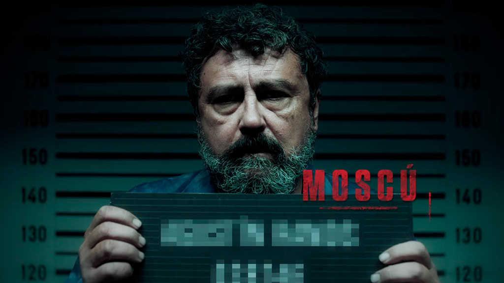 Moscú La Casa de Papel Netflix