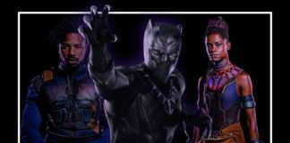 Motivos para assistir ao Pantera Negra