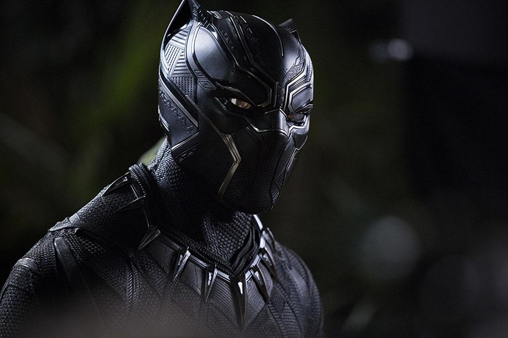 T'Challa nova armadura do Pantera Negra