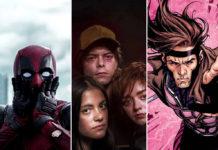 Novas datas filmes Fox, Deadpool 2, Os Novos Mutantes e Gambit