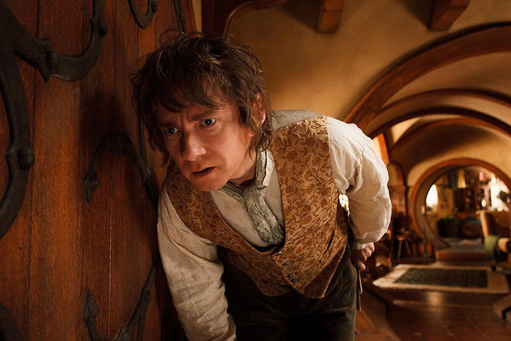 O Hobbit: Uma Jornada Inesperada 2012