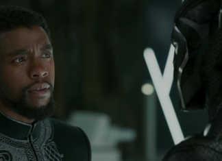 Pantera Negra armadura de vibranium