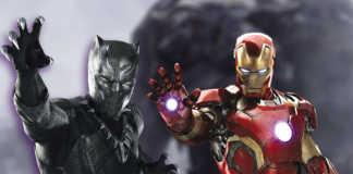 Pantera Negra pode explicar nova armadura do Homem de Ferro