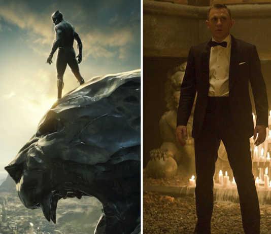 Pantera Negra é o James Bond da Marvel