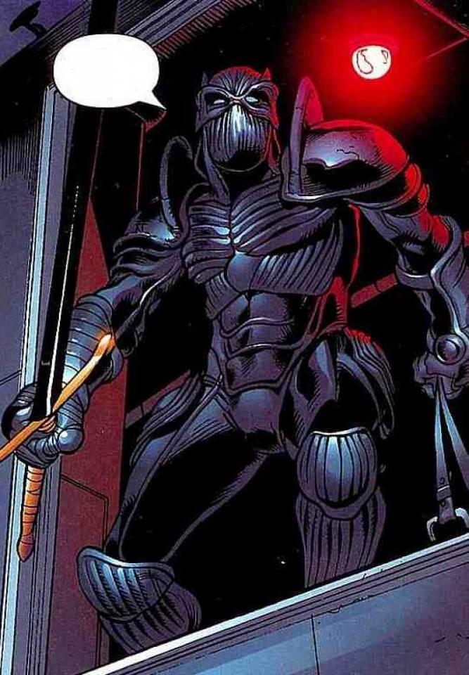 Pantera Negra Light Armor