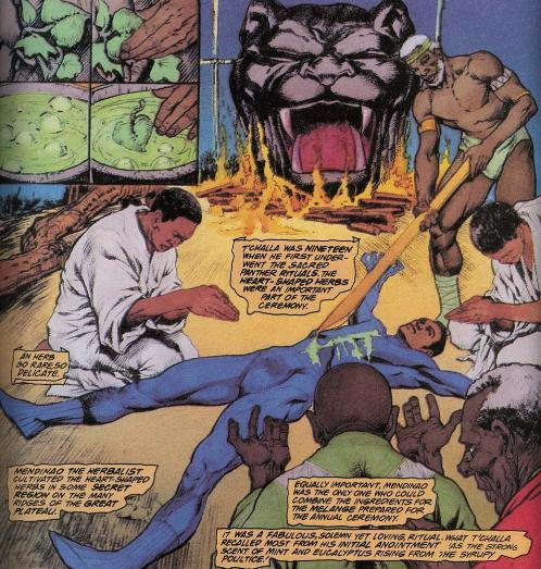 Ritual do Pantera Negra