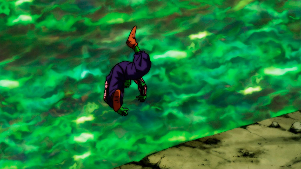 Piccolo é eliminado Torneio do Poder ep. 119