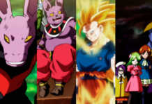 Piores momentos do Torneio do Poder Dragon Ball Super